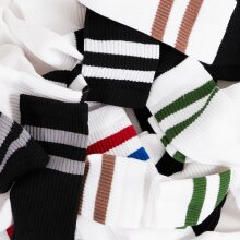 10-pack multi tennis sock