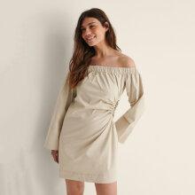NA-KD - Slip shoulder dress