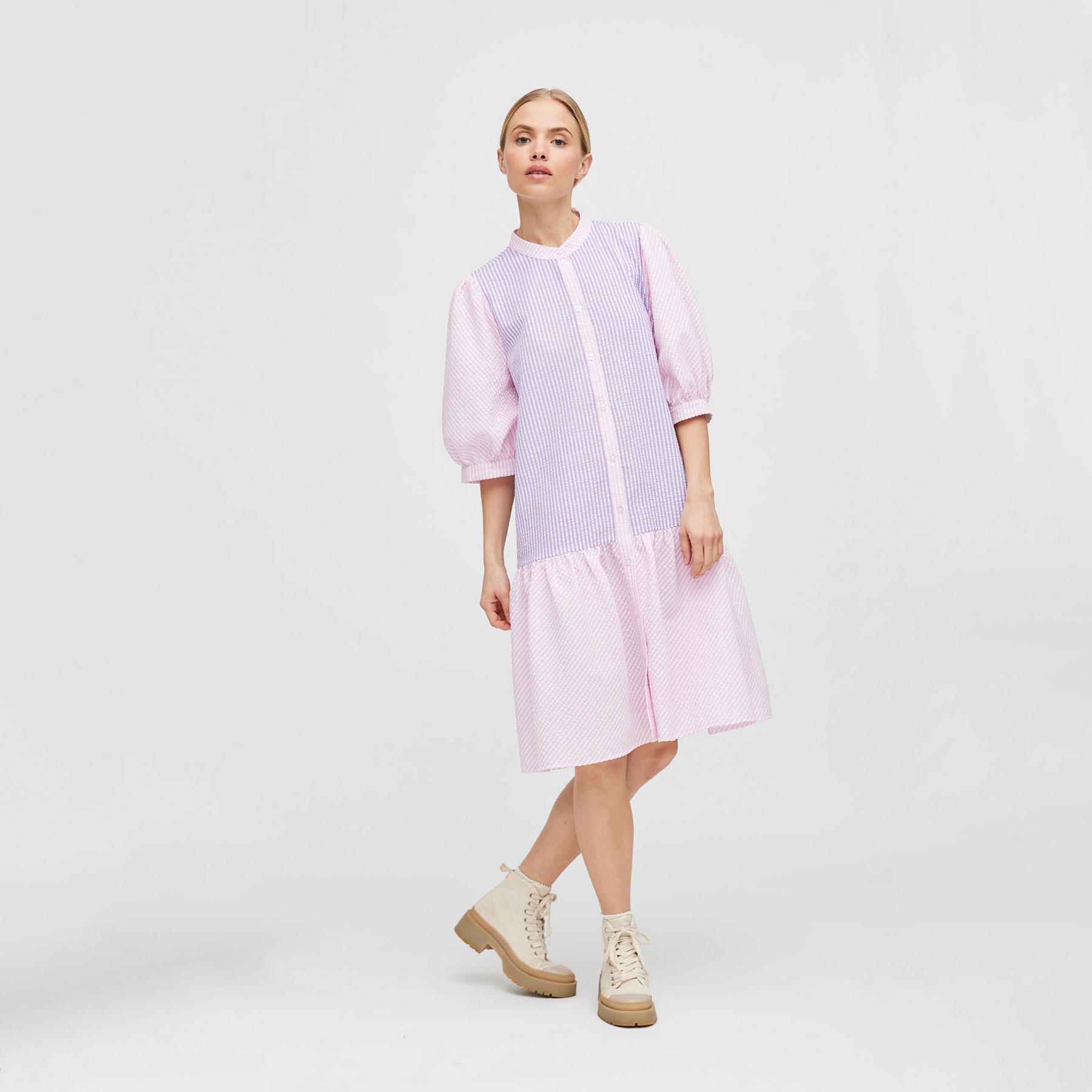 Køb A-view – Rikke dress  – Kjoler til hende – Lilla – 40