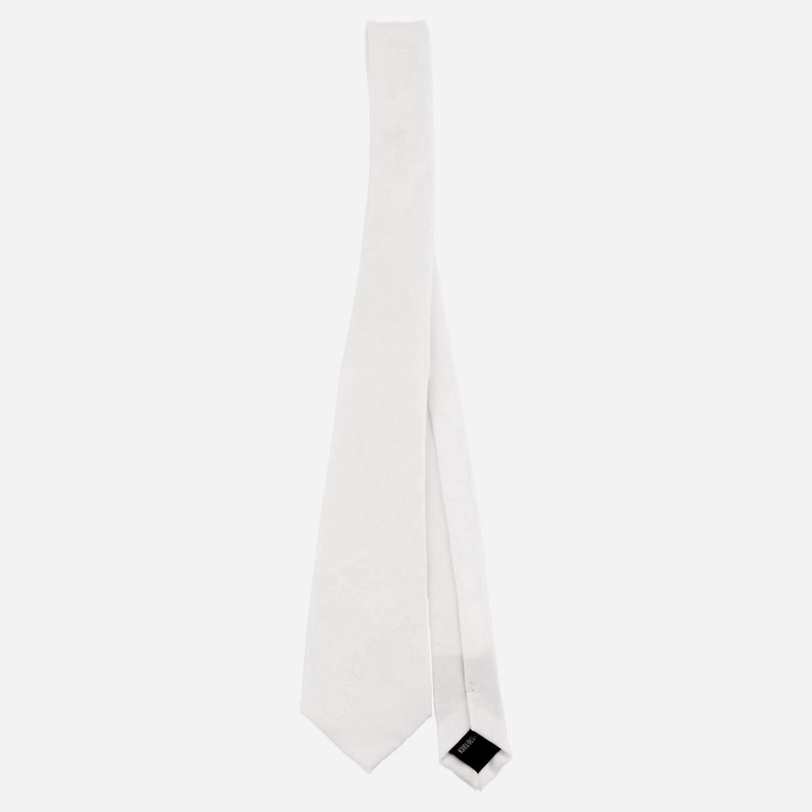 Køb Black rebel – Slips hvid – Slips og butterfly – HVID –