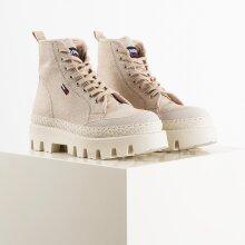 Tommy Hilfiger Shoes - Tj flat boot