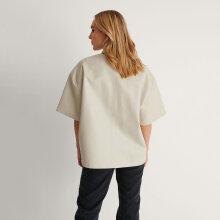 NA-KD - Oversized  pu shirt