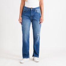 Black rebel - Kajsa slit jeans