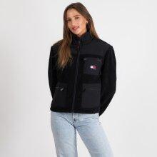 Tommy Jeans - Sherpa mix jacket