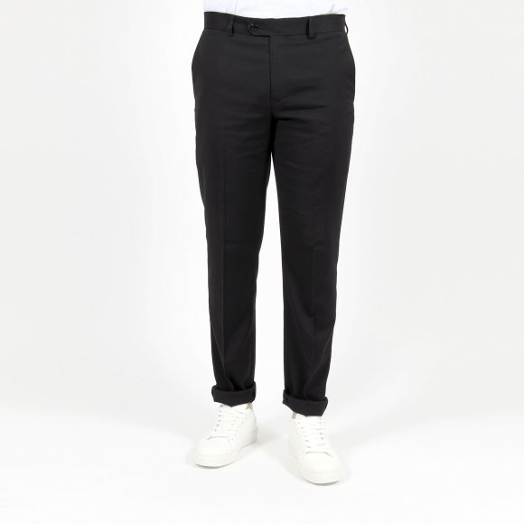 Basic Suit Pants Black