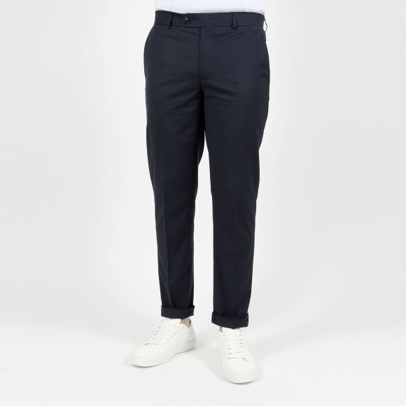 Image of   Basic Suit Pants Navy