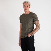 Tommy Jeans - Tjm slim jaspe neck