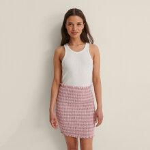 NA-KD - Smocked mini skirt