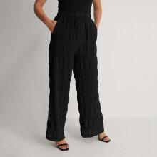 NA-KD - Light pleated pants