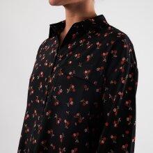 A-view - Mila shirt cherry