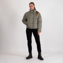 Tommy Jeans - Mini check puffer