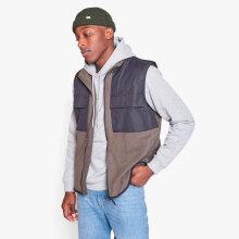 Woodbird - Strukt fleece vest