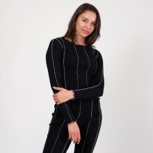 Pure friday - Purnomi contrast blouse