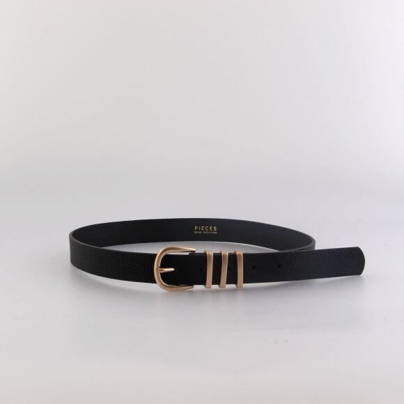 pieces Pclea jeans belt på kingsqueens.dk