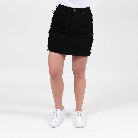 Image of   Adiam denim skirt