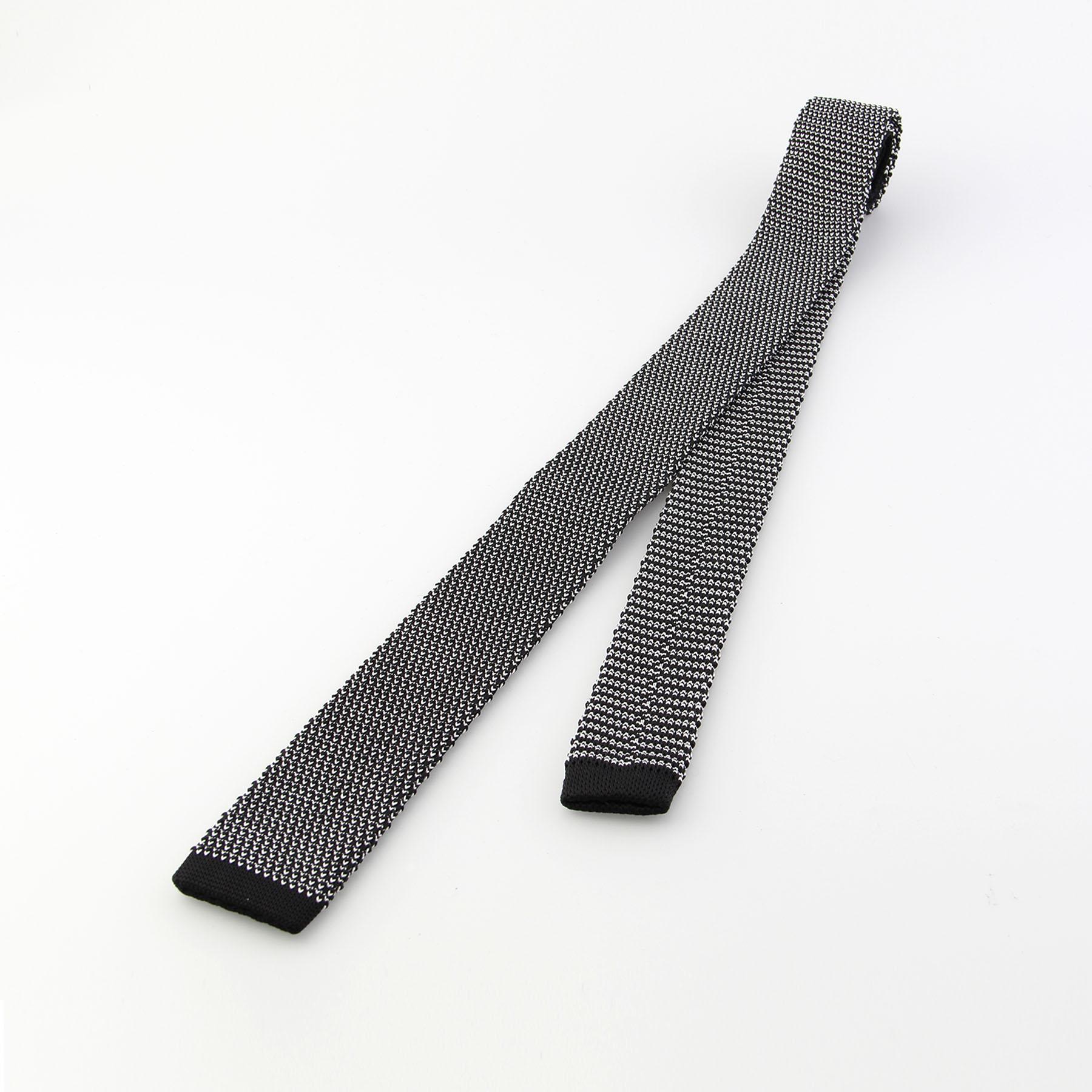 Køb Black rebel – Strik slips – Accessories til herre – Sort –