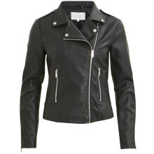 Vila - Vicara faux leather jacket